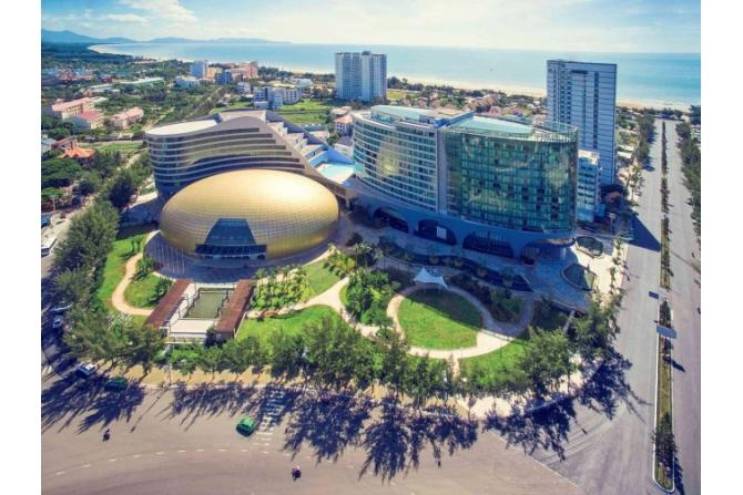 Triển vọng lớn cho thị trường căn hộ du lịch Vũng Tàu